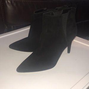 Nine West Bootie heels